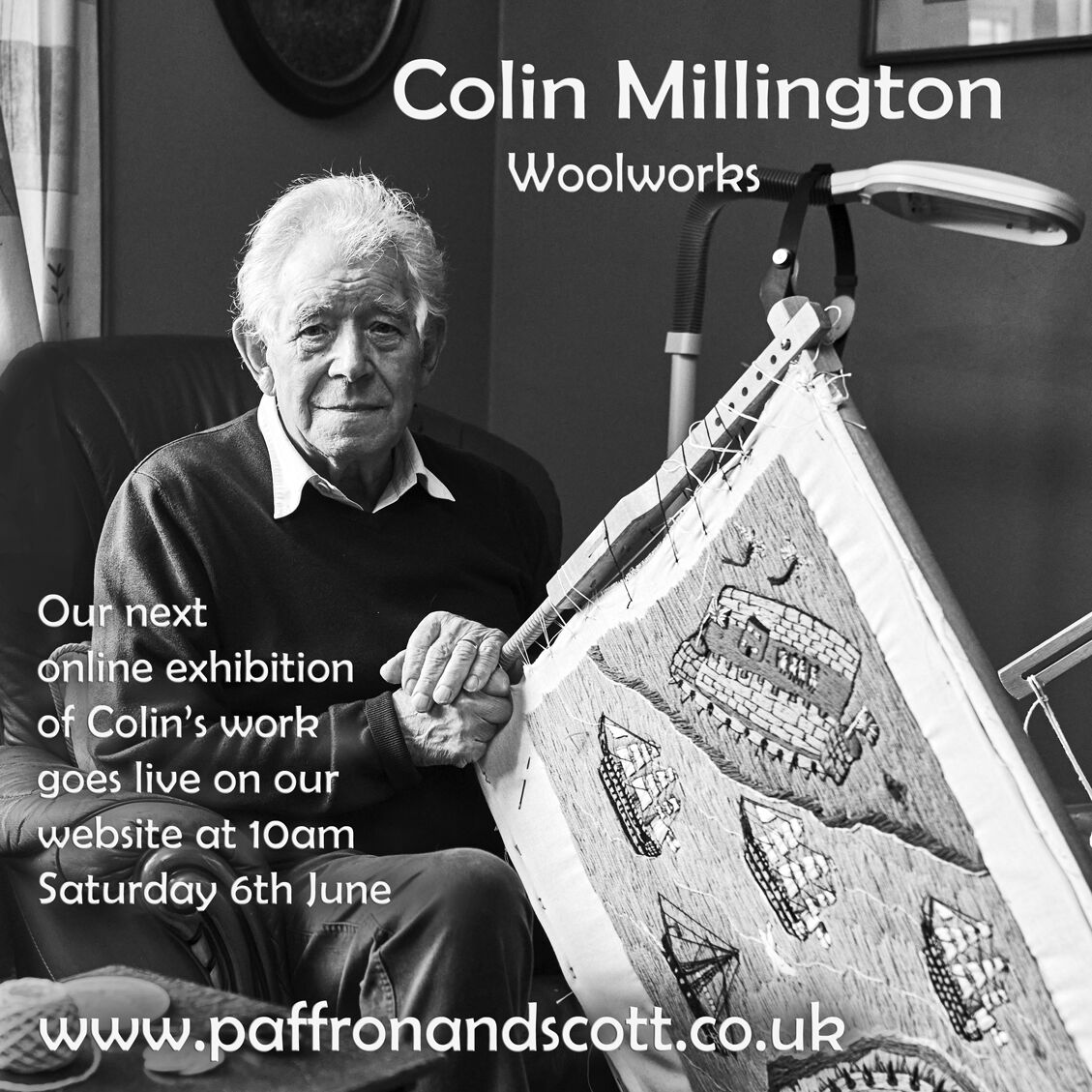 Colin Millington Woolworks exhibition