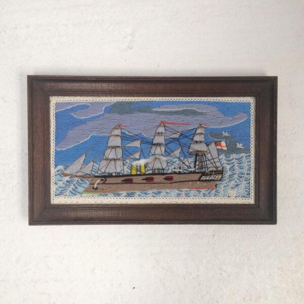 Grey Sails by Colin Millington
