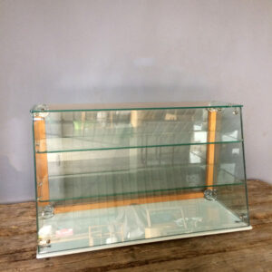 Plate Glass display case 1960s