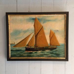 lowestoft sailing drifter