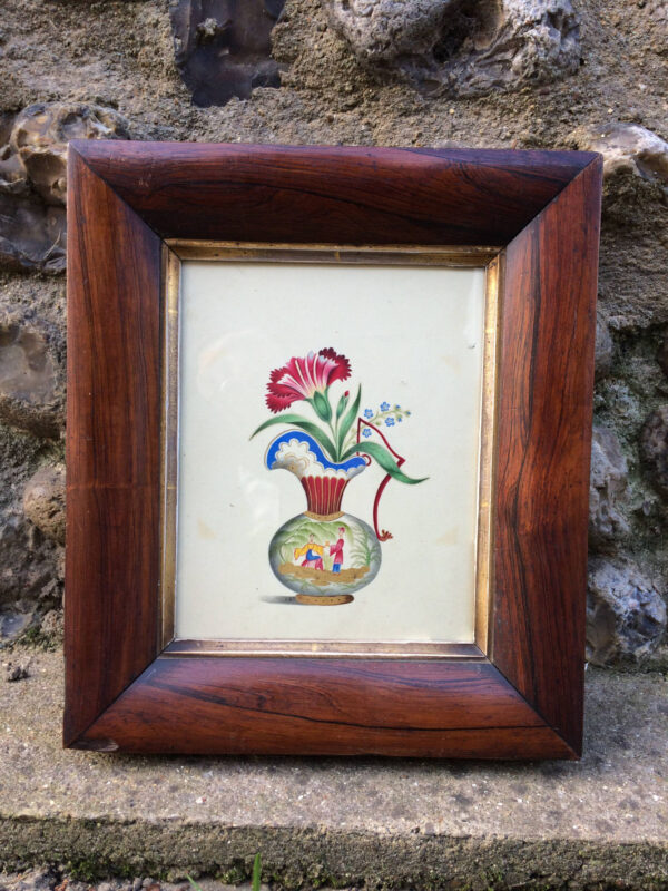 Regency Flower Painting