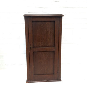 Wood Grained Cupboard