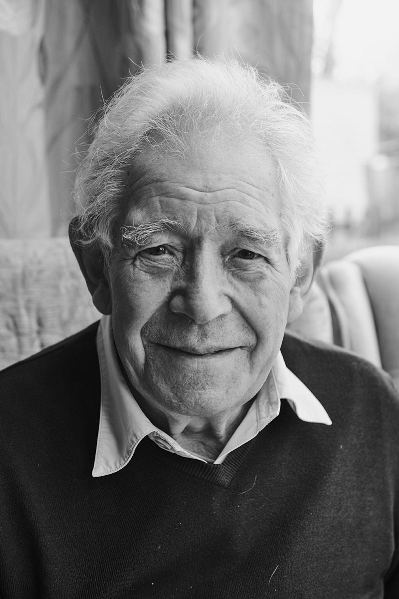 Colin Millington Portrait
